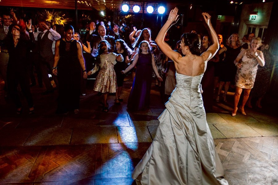 Brides Dance routine to Proud Mary by Tina Turner