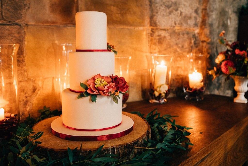 Wedding Cake at Blackfriars in Newcastle