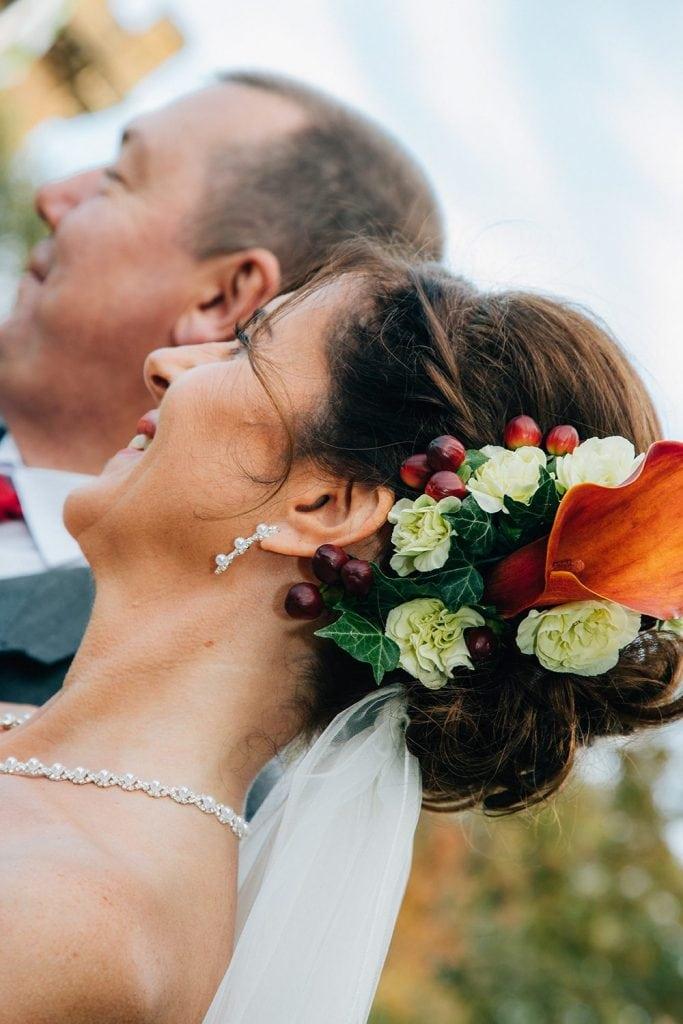 Brides Headdress