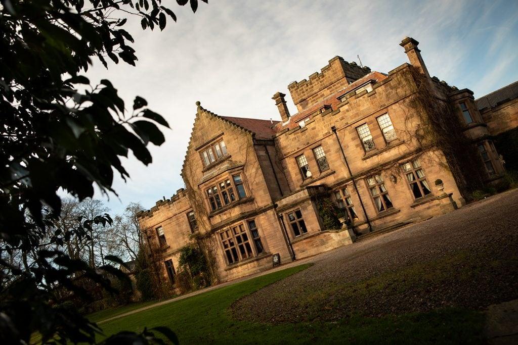 Ellingham Hall in Northumberland