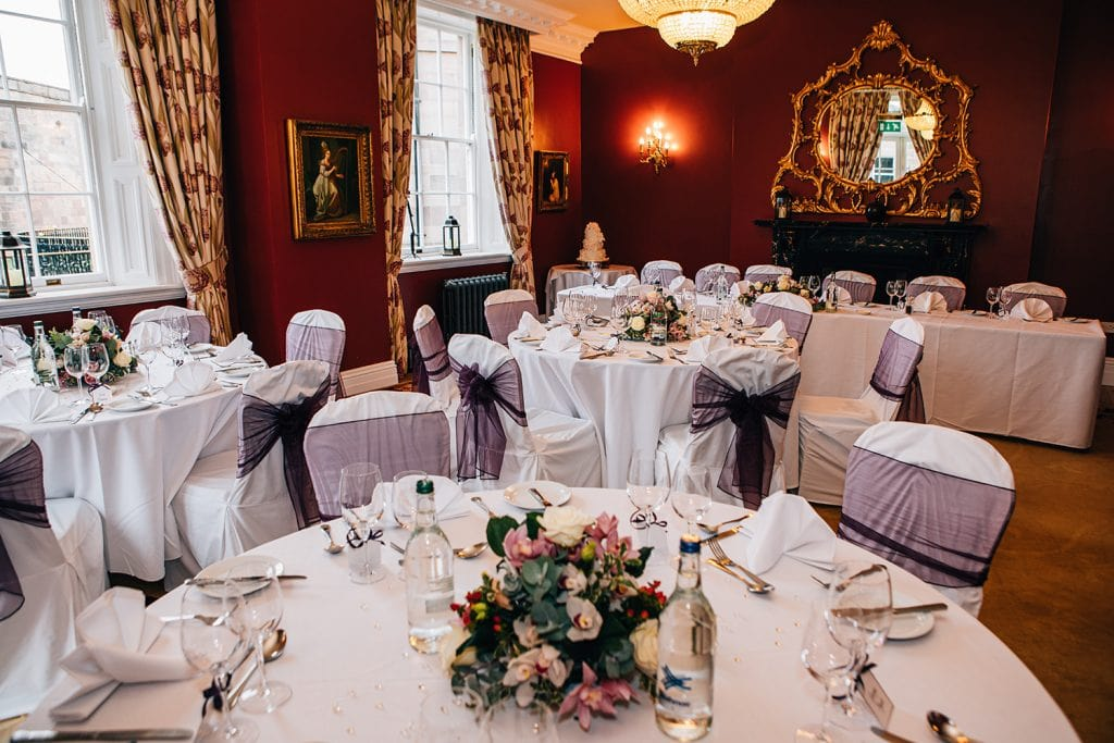 The Northumberland Room at Doxford Hall