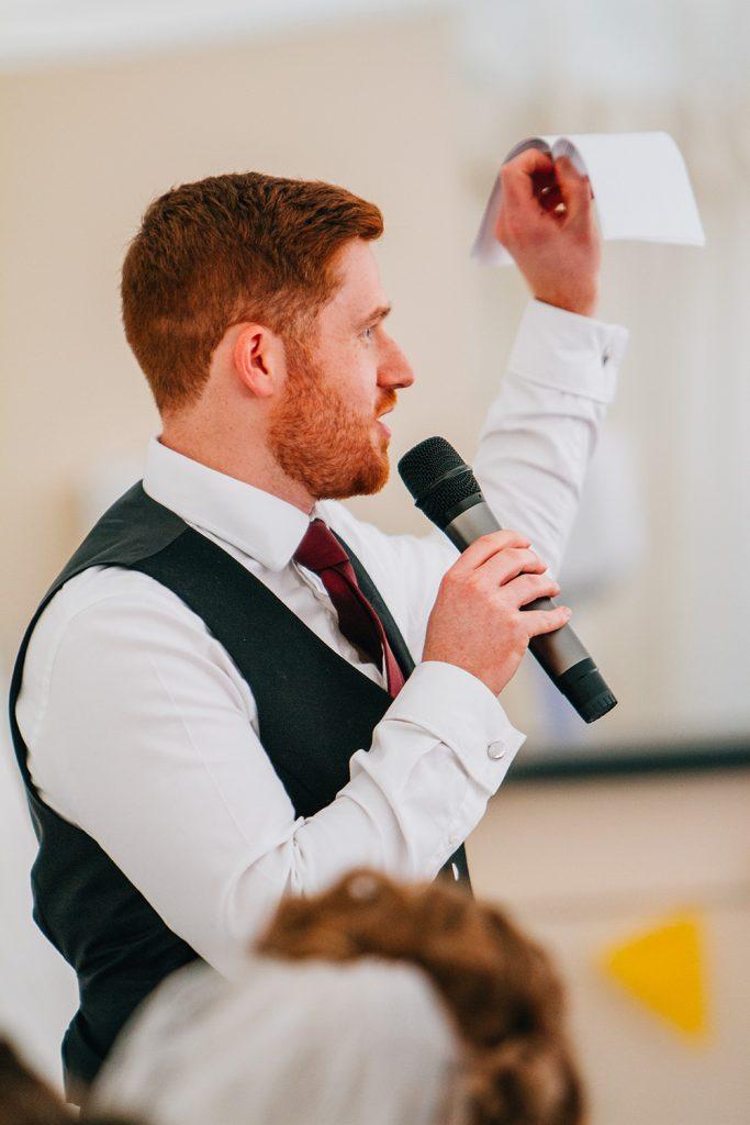 Best mans speech