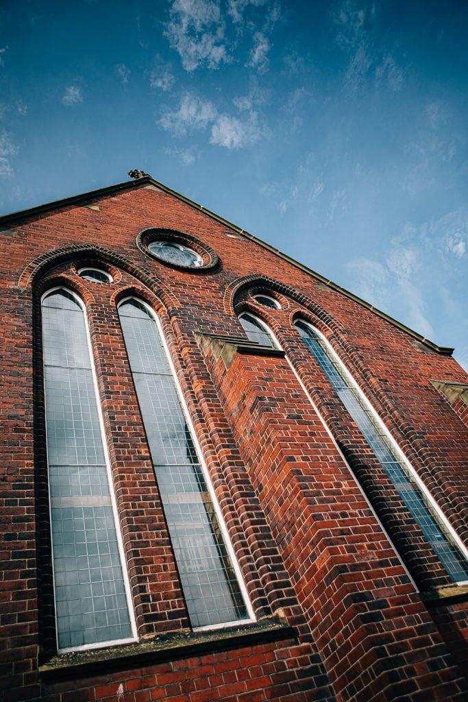 St Aidan's RC Church in Ashington