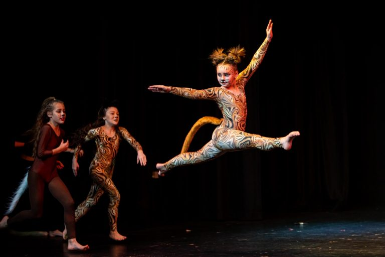 Dance Photography on Stage