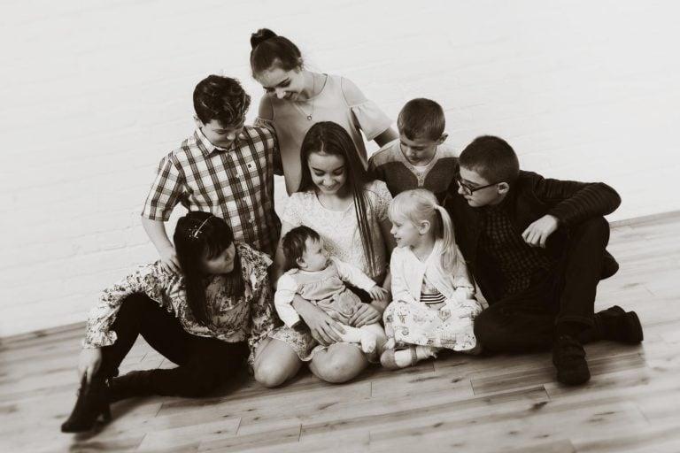 Grand children Photo Shoot