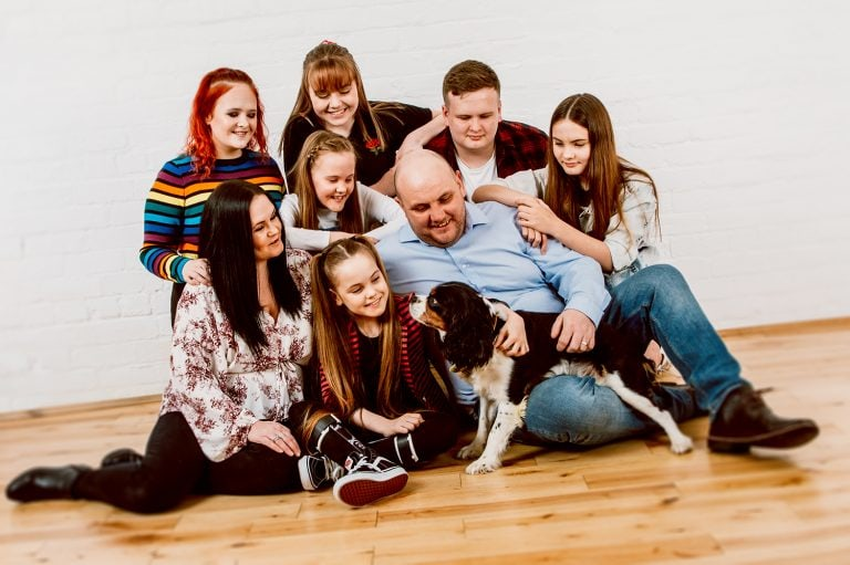 Family Portraits 19