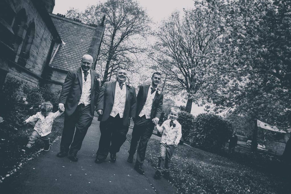 St Nicholas Church Cramlington Wedding Photography 15