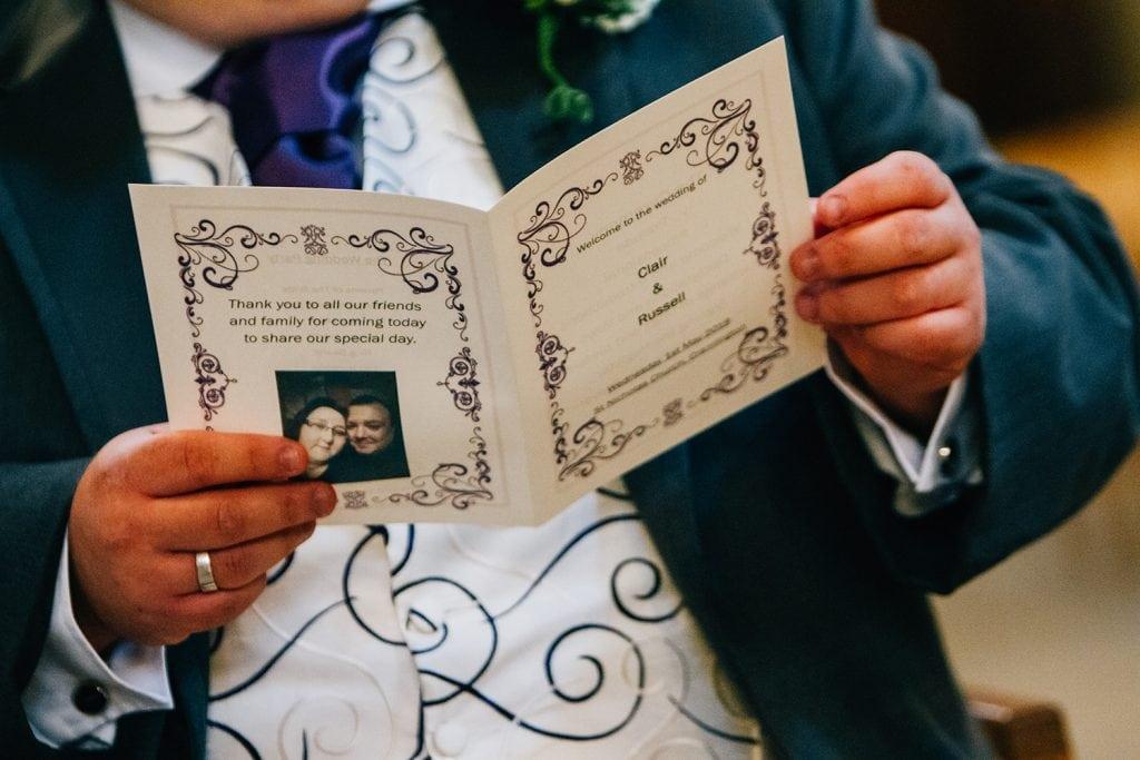 St Nicholas Church Cramlington Wedding Photography 17