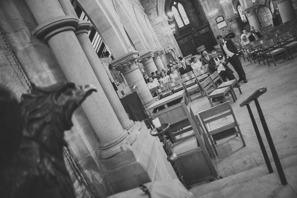 St Nicholas Church Cramlington Wedding Photography 18