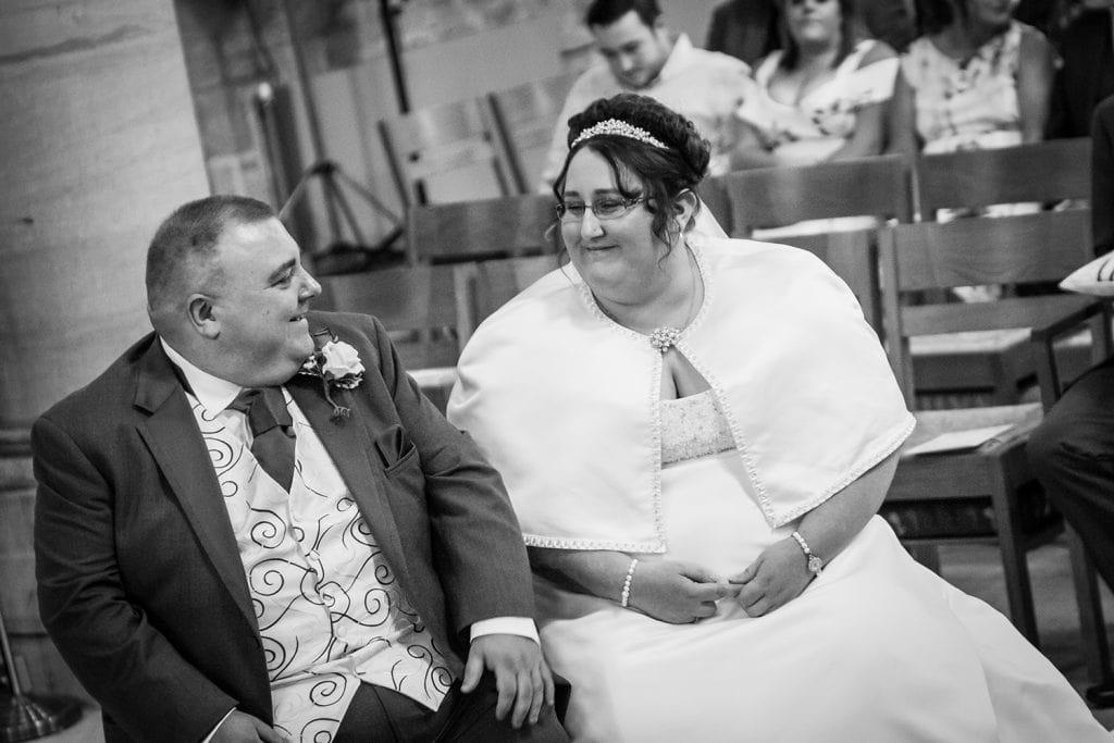 St Nicholas Church Cramlington Wedding Photography 23