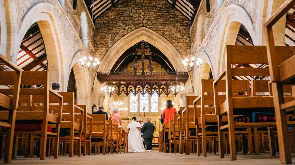 St Nicholas Church Cramlington Wedding Photography 26