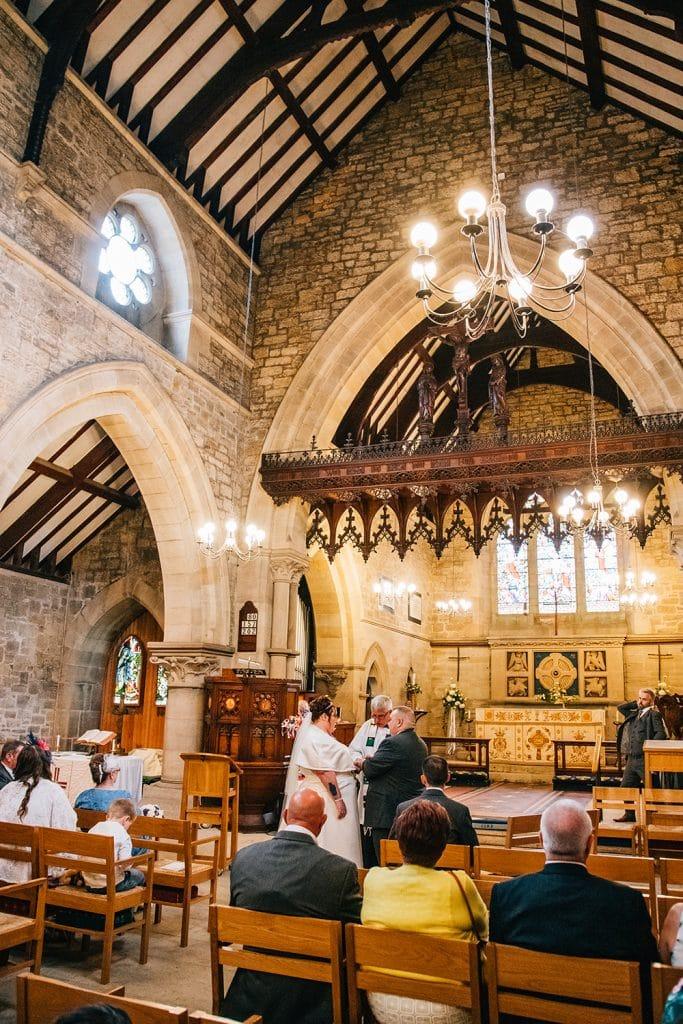 St Nicholas Church Cramlington Wedding Photography 29