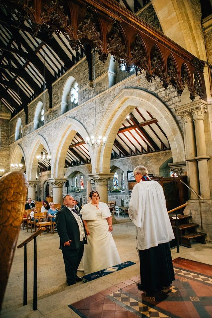 St Nicholas Church Cramlington Wedding Photography 30