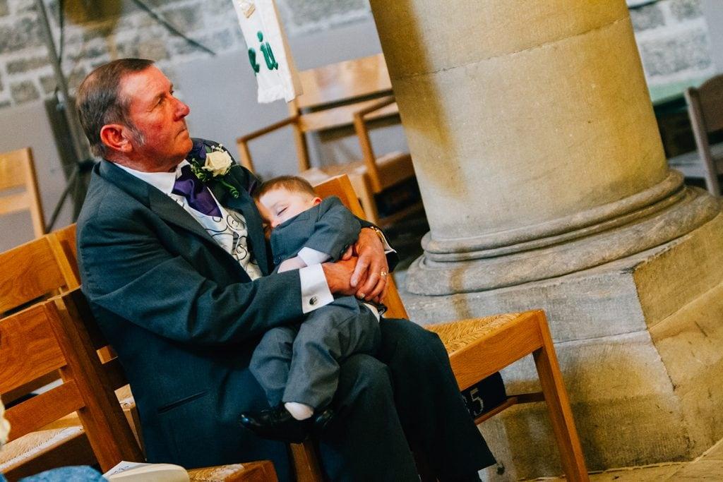 St Nicholas Church Cramlington Wedding Photography 31