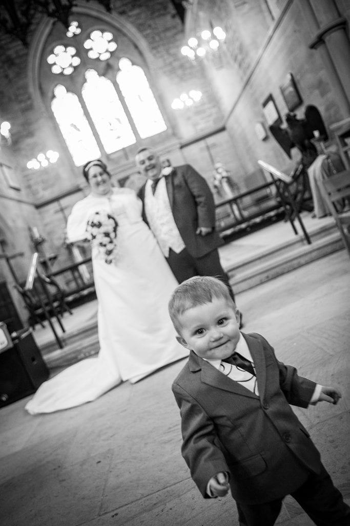 St Nicholas Church Cramlington Wedding Photography 41