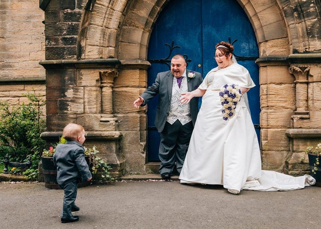 St Nicholas Church Cramlington Wedding Photography 47