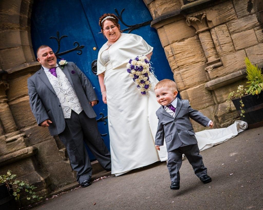 St Nicholas Church Cramlington Wedding Photography 48