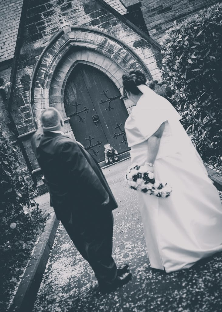 St Nicholas Church Cramlington Wedding Photography 50