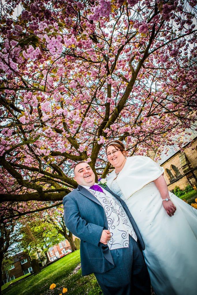 St Nicholas Church Cramlington Wedding Photography 51
