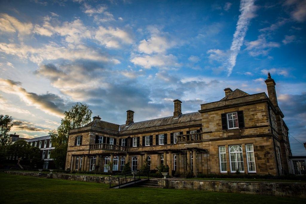 Kirkley Hall Northumberland