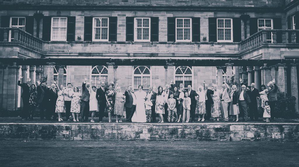 Kirkley Hall Wedding Photography 58