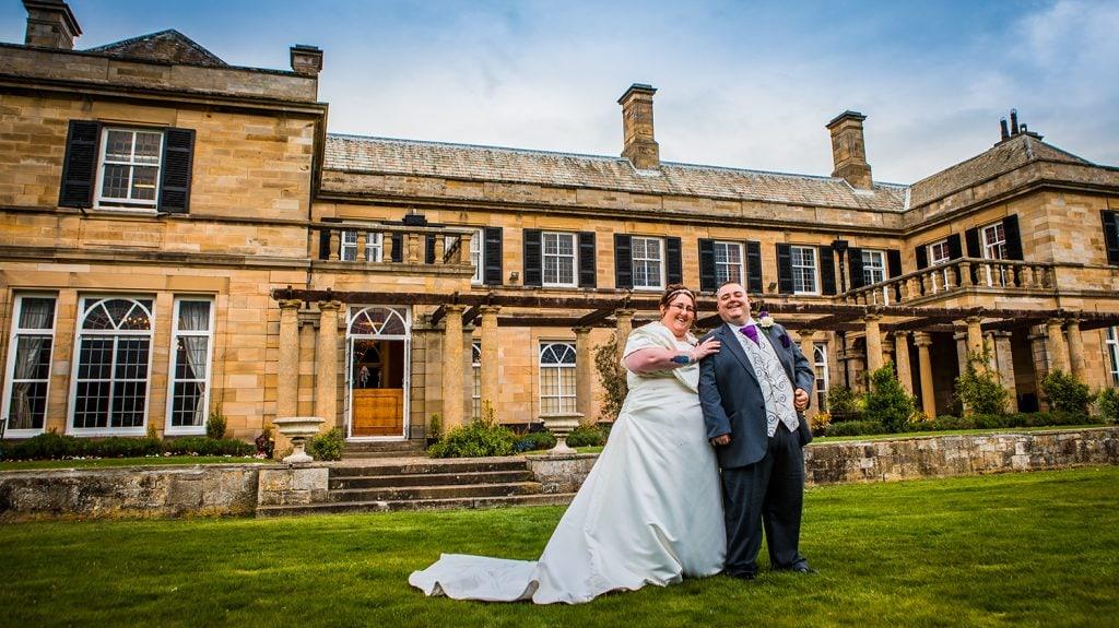 Kirkley Hall Wedding Photography 69