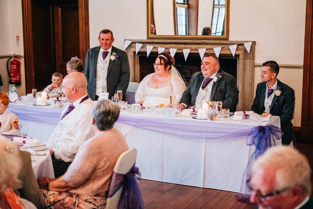 Kirkley Hall Wedding Photography 76