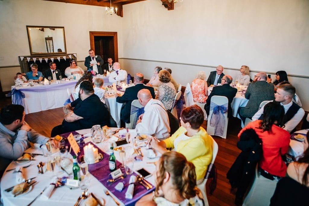 Kirkley Hall Wedding Photography 78