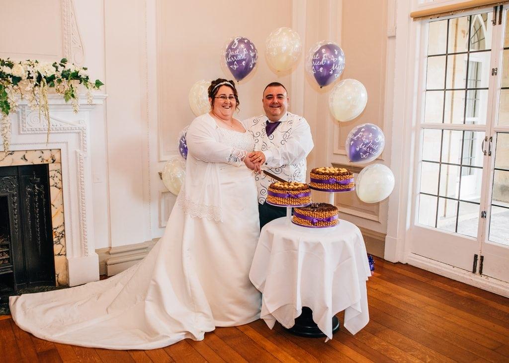 Kirkley Hall Wedding Photography 81