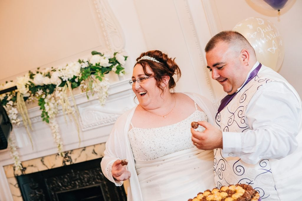 Kirkley Hall Wedding Photography 82