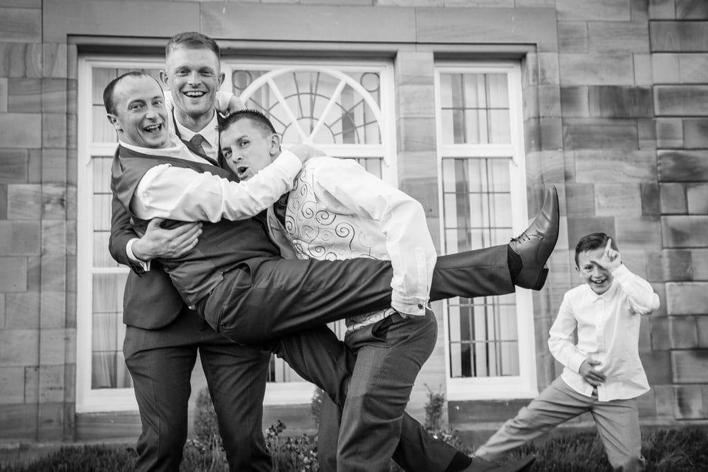 Kirkley Hall Wedding Photography 86