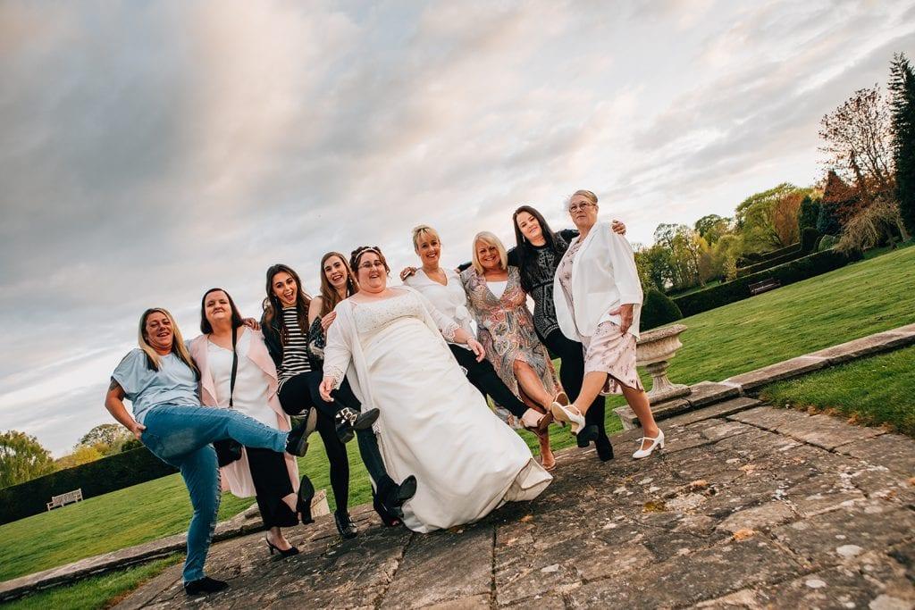 Kirkley Hall Wedding Photography 87