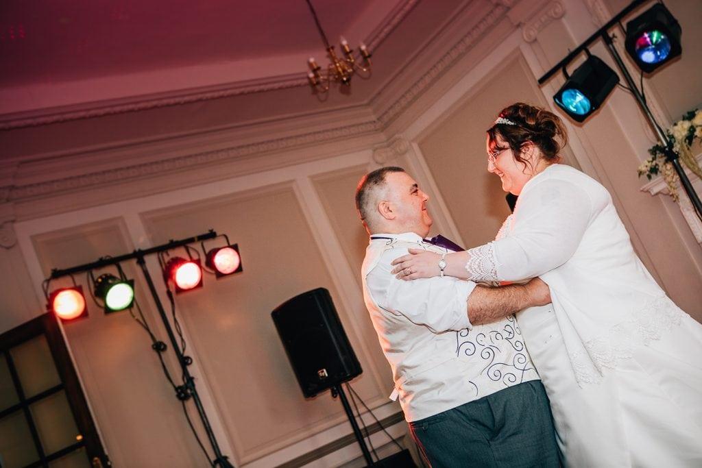 Kirkley Hall Wedding Photography 88