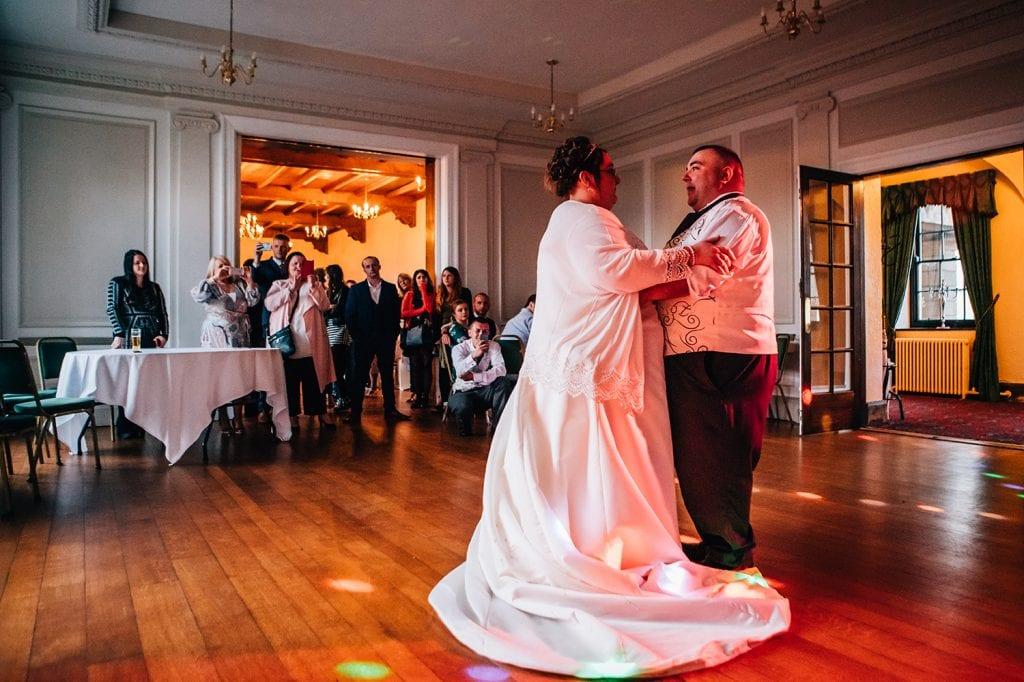 Kirkley Hall Wedding Photography 89
