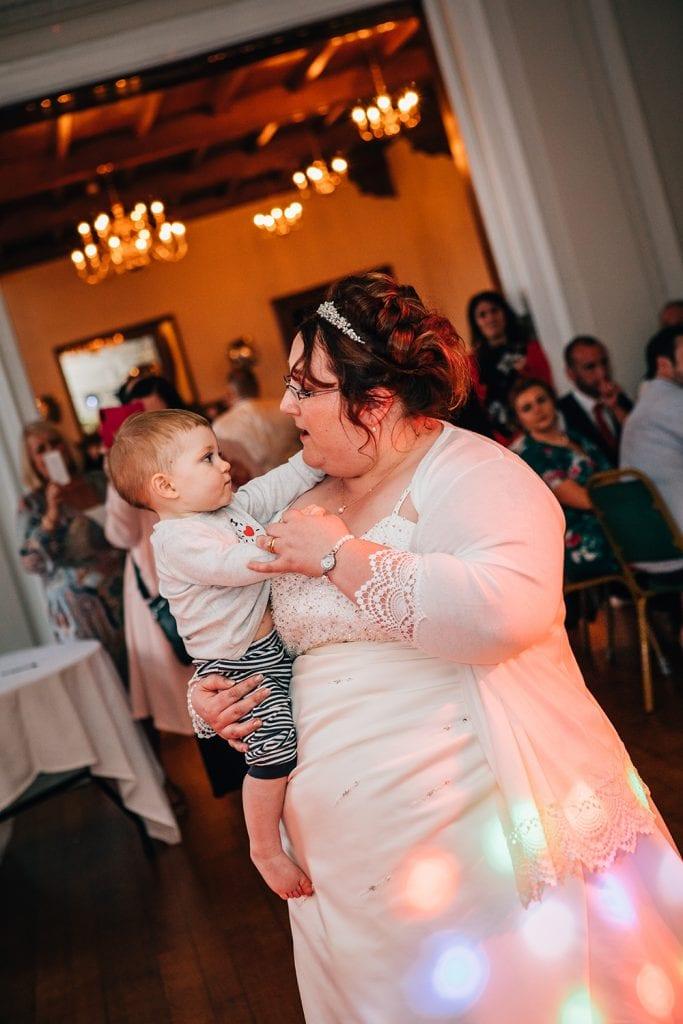 Kirkley Hall Wedding Photography 0090