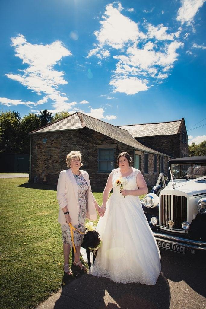 woodhorn museum wedding photography in ashington 20
