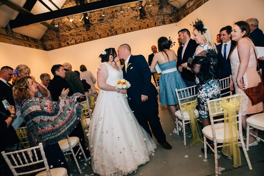 woodhorn museum wedding photography in ashington 35