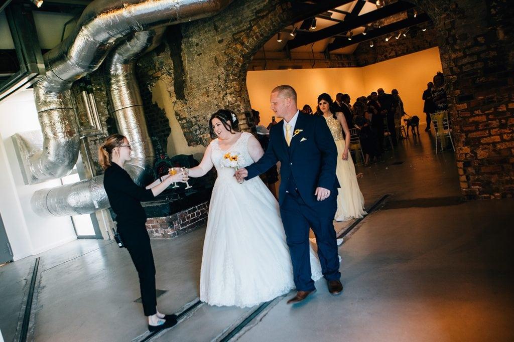 woodhorn museum wedding photography in ashington 36