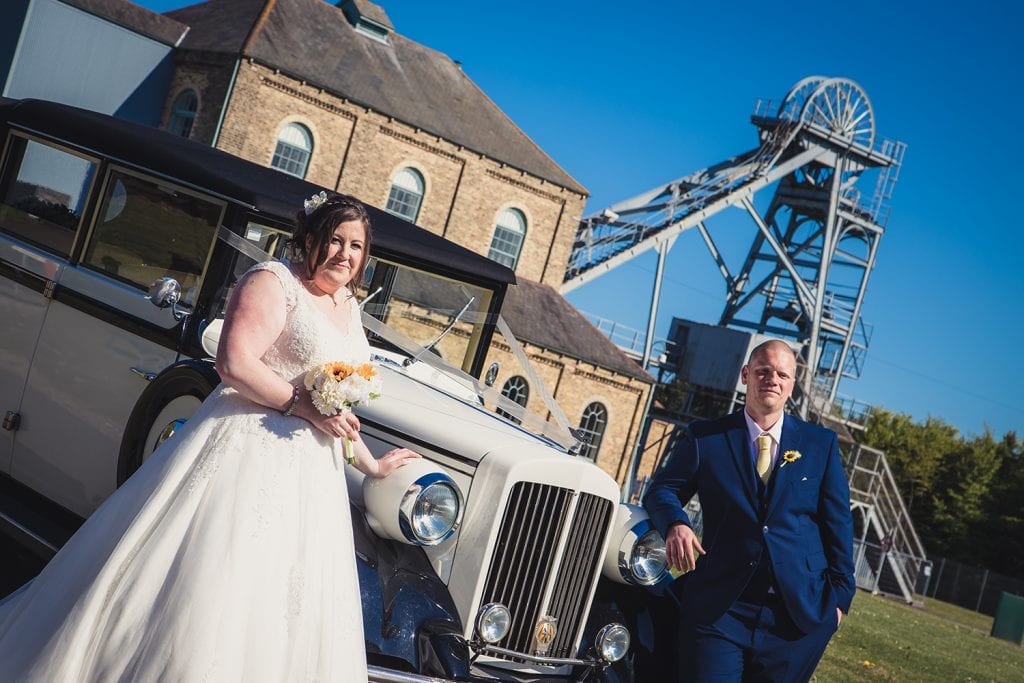 woodhorn museum wedding photography in ashington 41