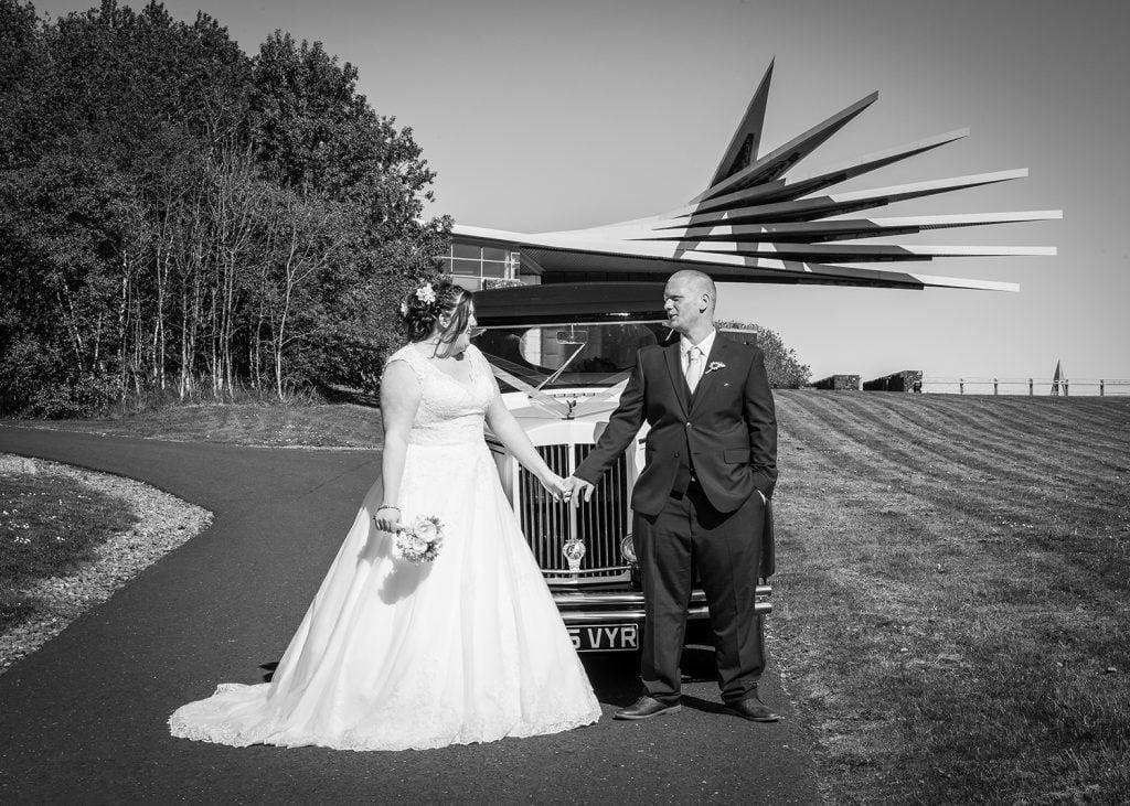 woodhorn museum wedding photography in ashington 42
