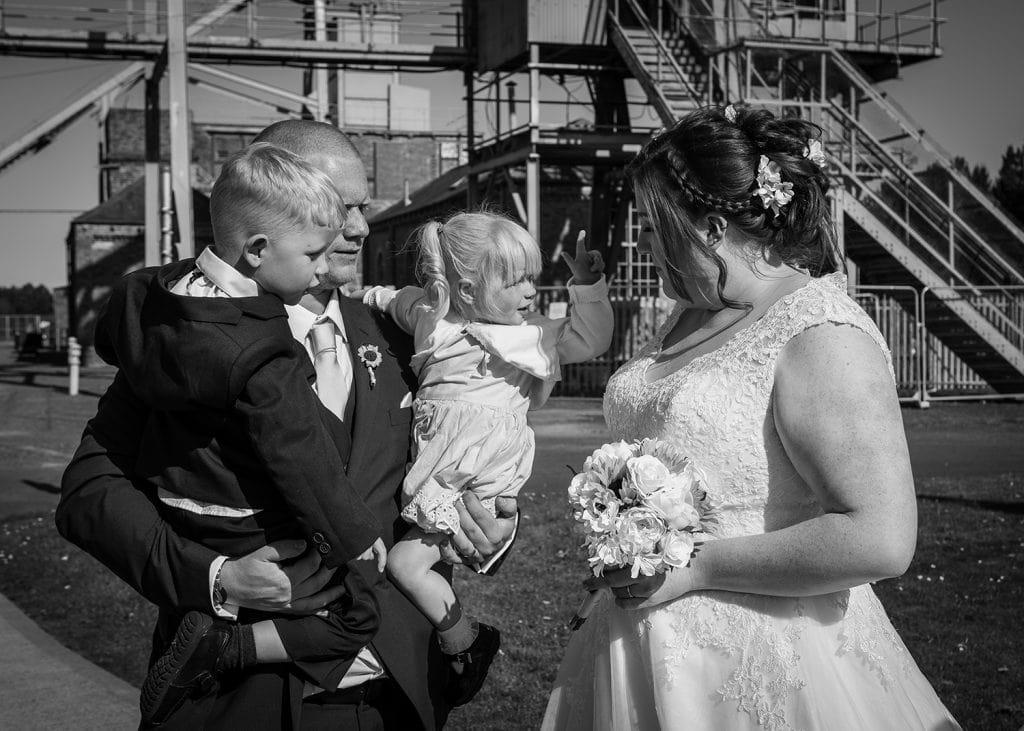 woodhorn museum wedding photography in ashington 51