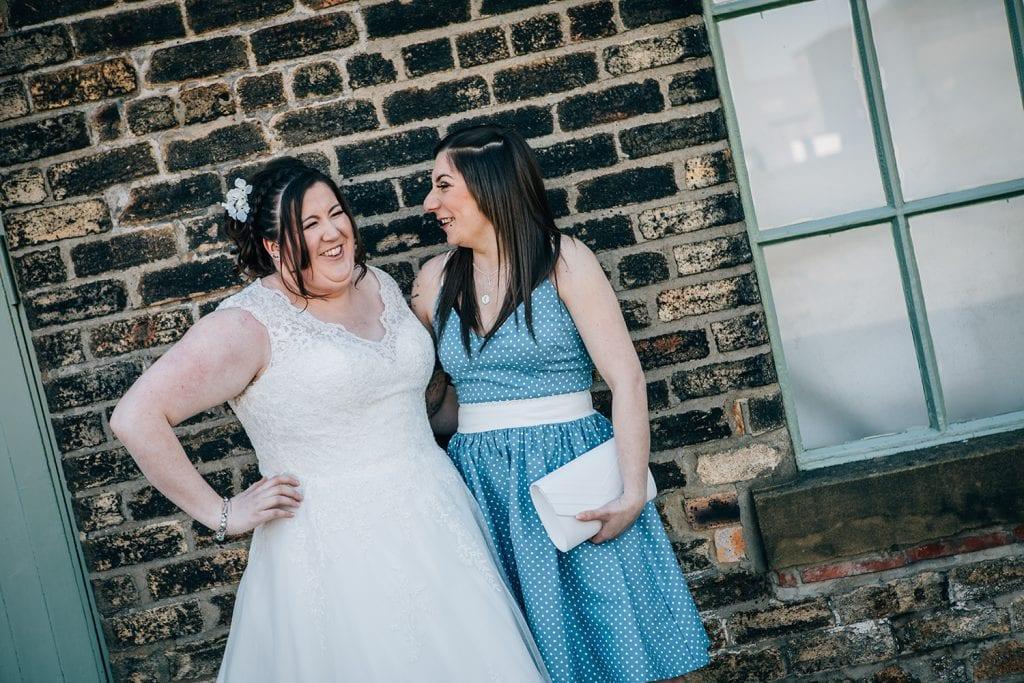 woodhorn museum wedding photography in ashington 57