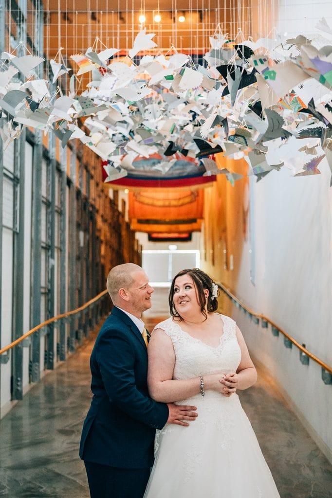 woodhorn museum wedding photography in ashington 60