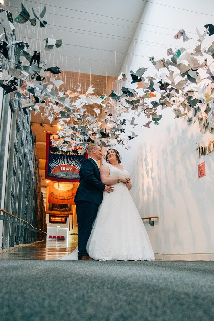 woodhorn museum wedding photography in ashington 61