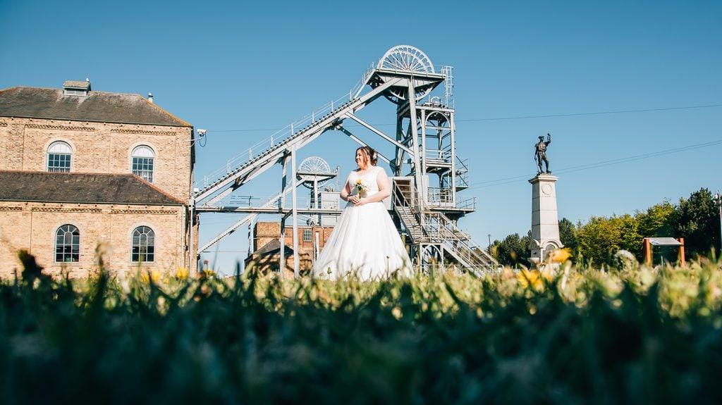 woodhorn museum wedding photography in ashington 62