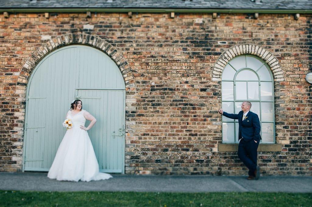 woodhorn museum wedding photography in ashington 63
