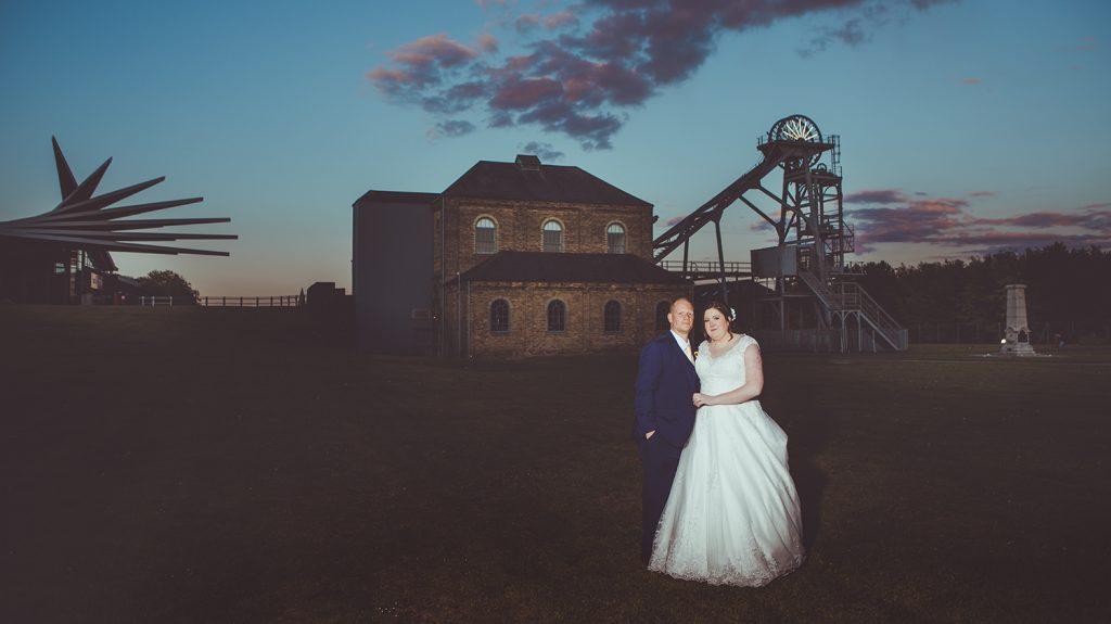 woodhorn museum wedding photography in ashington 97