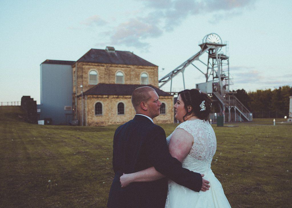 woodhorn museum wedding photography in ashington 98