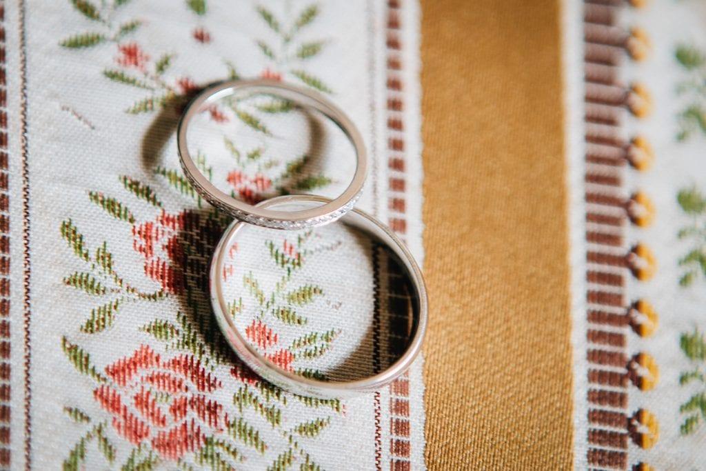 Wedding rings Photographer in Northumberland 035