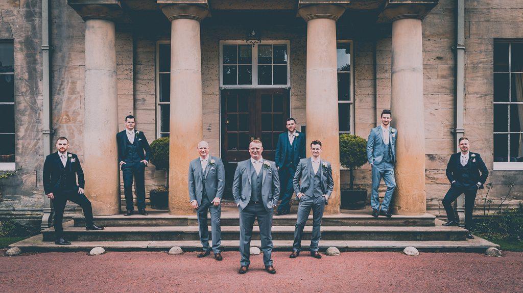 Linden Hall Wedding Photographer in Northumberland 068